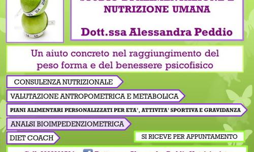 Mondo uilcom sardegna peddio nutrizionista for Piani di casa personalizzati con costo per costruire